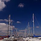 Mylor Marina1 by AndyReeve