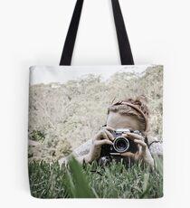Photographer Tote Bag