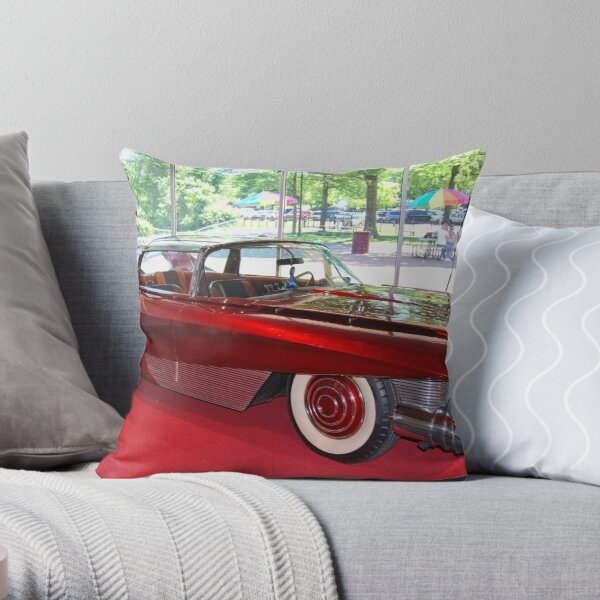 Bobby Darin S 1960 Didia 150 Custom Car Throw Pillow By Barnsis Redbubble