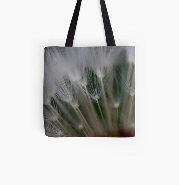 dandelion's secret 2 All Over Print Tote Bag