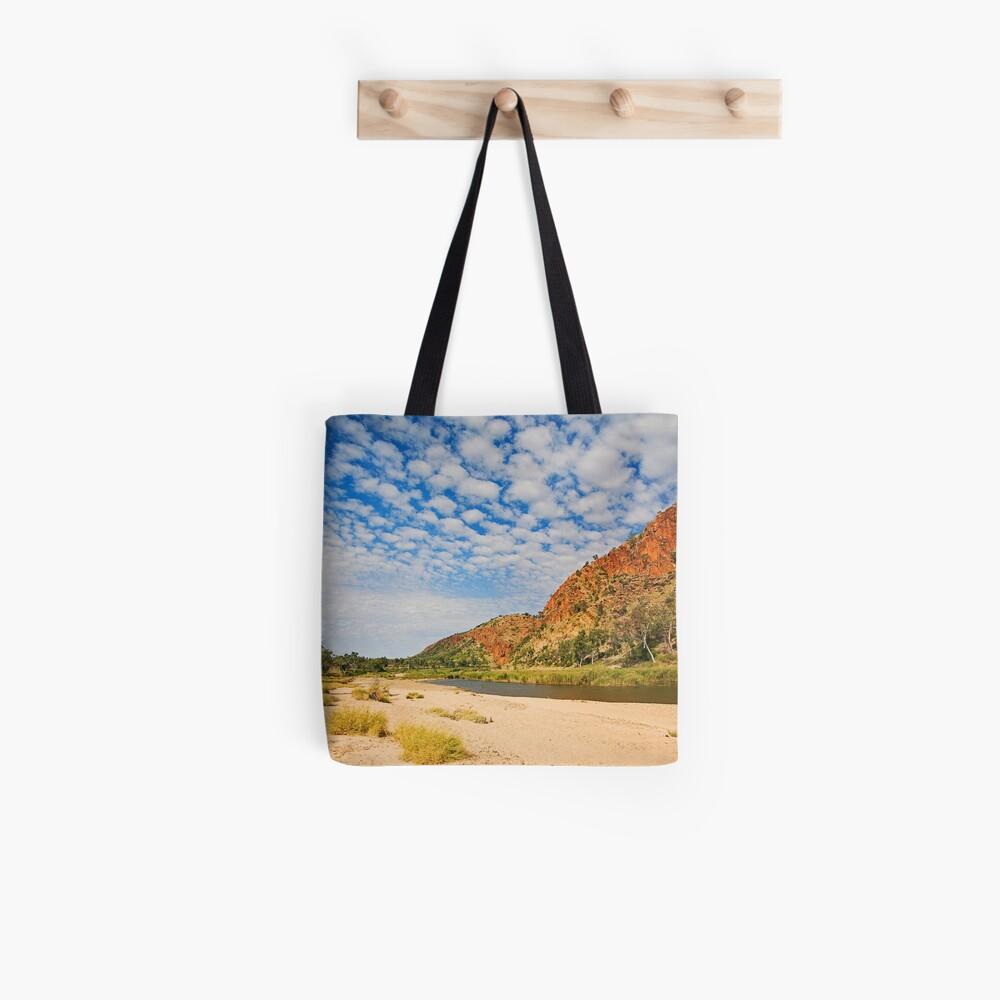 Glen Helen Escarpment Tote Bag
