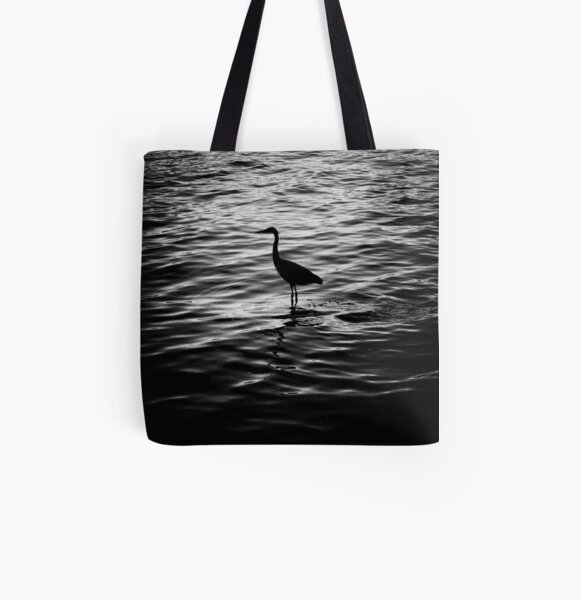 Sunday Afternoon All Over Print Tote Bag