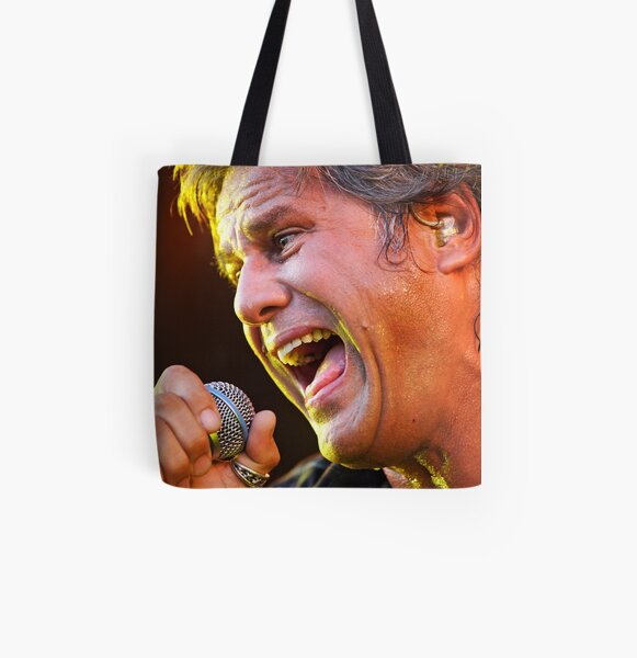 Jon Stevens All Over Print Tote Bag