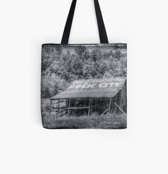 Rock City All Over Print Tote Bag