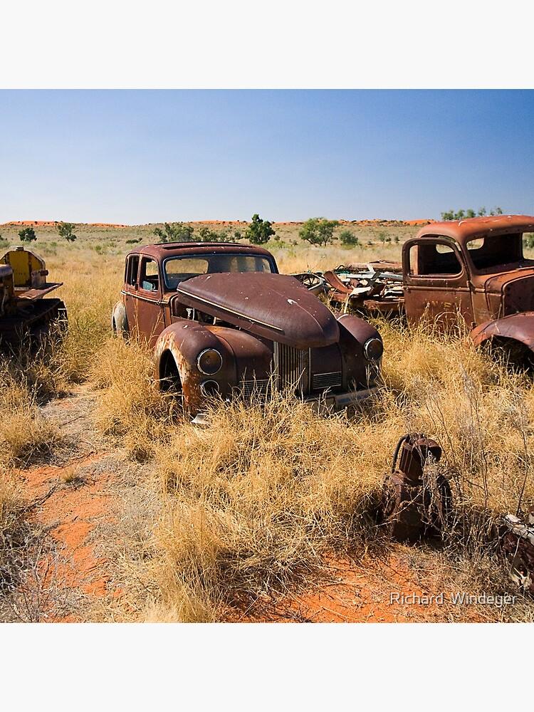 Old Vehicles Wrecks by RICHARDW