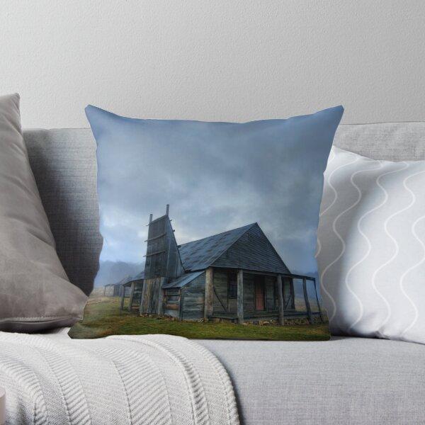 Coolamine Homestead Throw Pillow