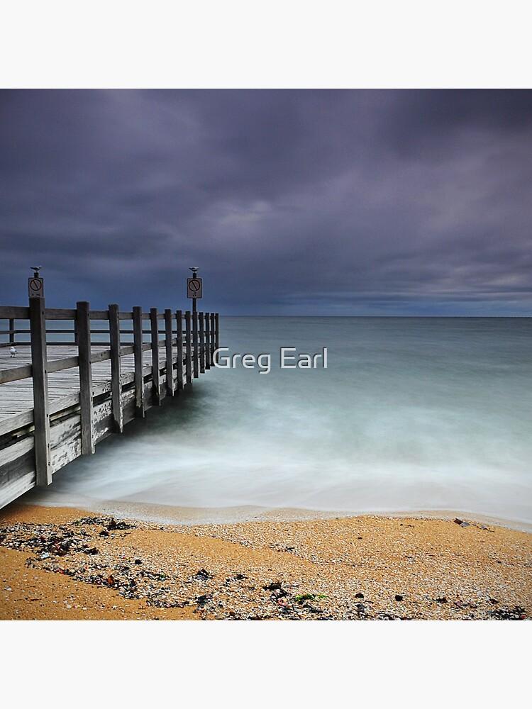 Approaching Storm - Mentone by GregEarl