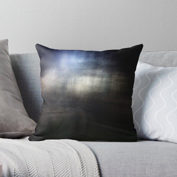 No 54 'Running blind' Throw Pillow