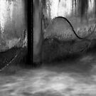 Wall and Water by Christine Wilson