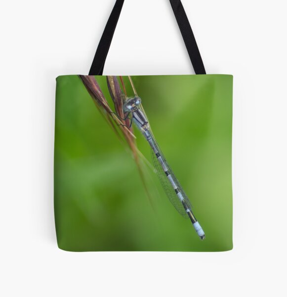 Resting All Over Print Tote Bag