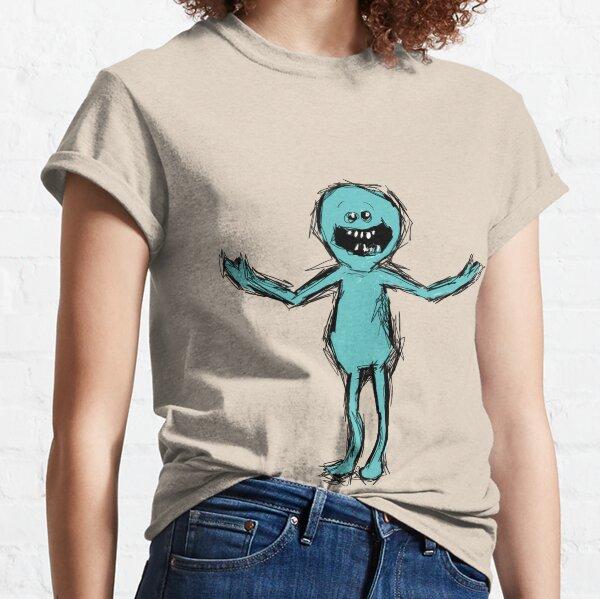 Mr Meeseeks Classic T-Shirt