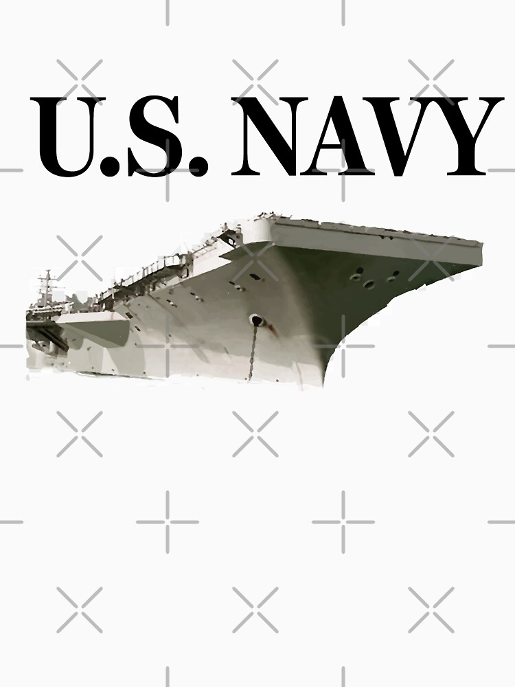 U.S. Navy - Aircraft Carrier by willpate