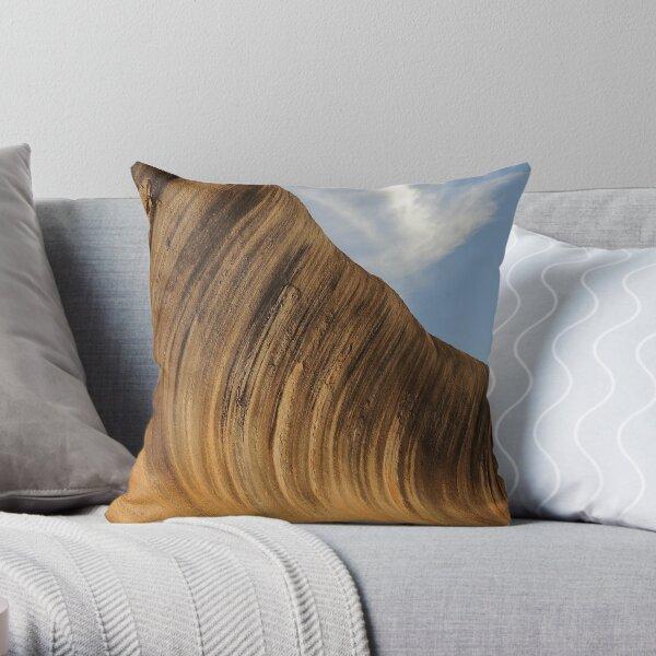Wave Rock - Heydon WA Australia Throw Pillow