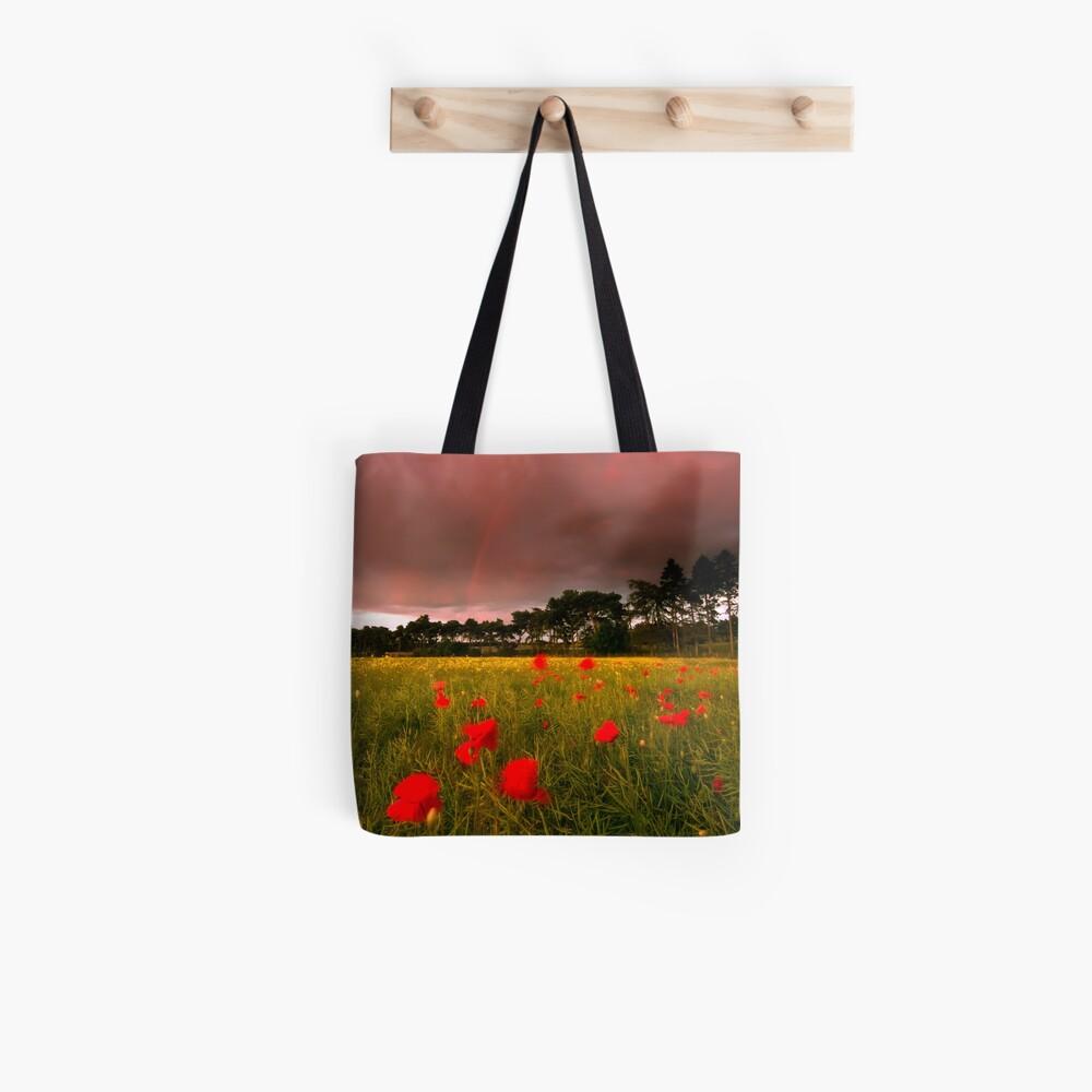 Cross Country Tote Bag