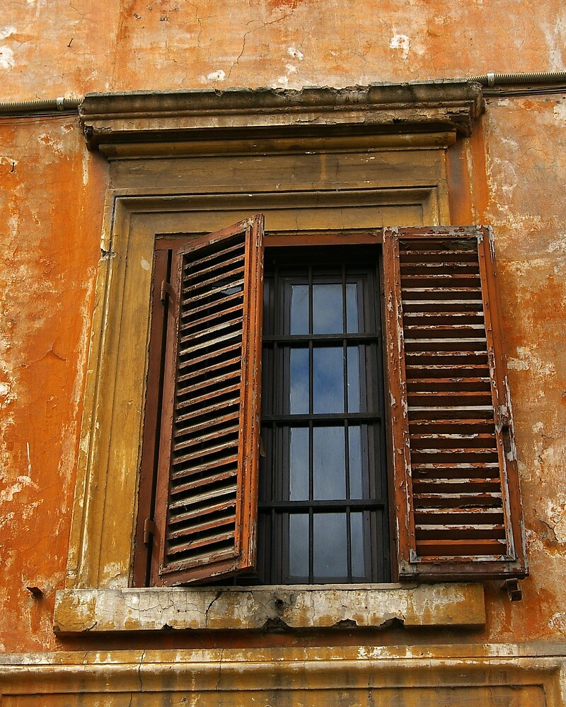 Italian Window by Tom  Reynen