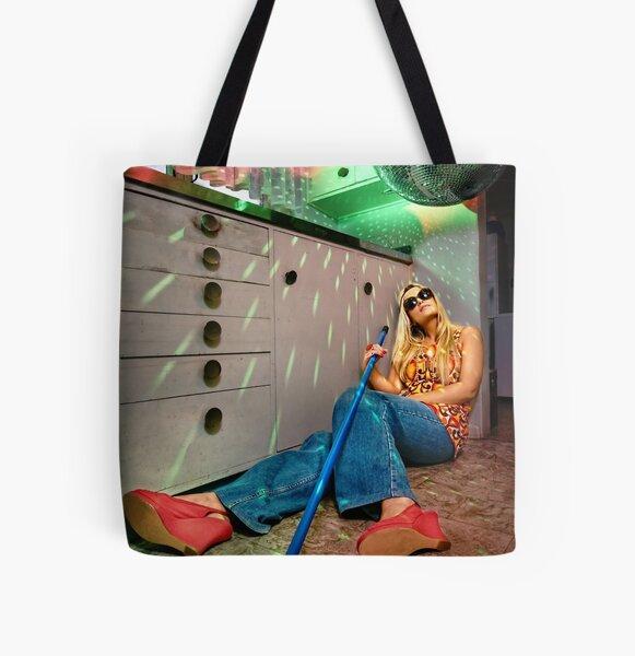 Disco Kitchen All Over Print Tote Bag