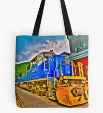 All Aboard...... Tote Bag