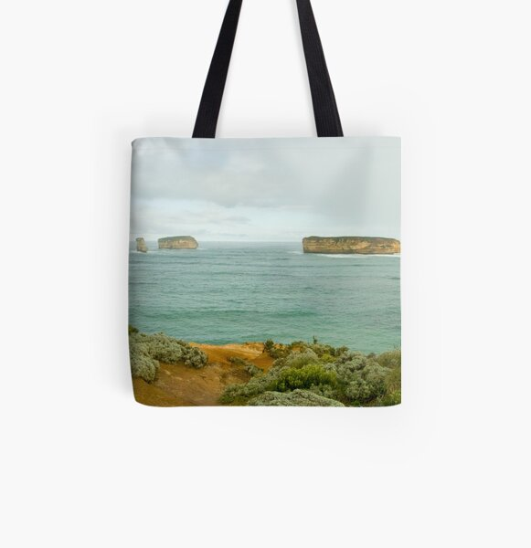 Bay of Islands All Over Print Tote Bag