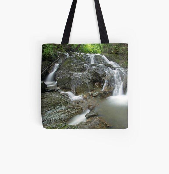 Witchcat Falls - Overview All Over Print Tote Bag