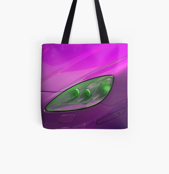 Car touch 12 All Over Print Tote Bag