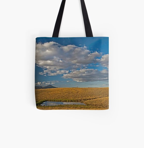 RATHDOWNEY REFLECTIONS All Over Print Tote Bag