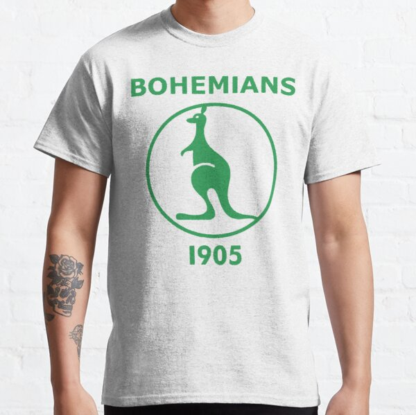 Bohemians 1905, from Prague Classic T-Shirt