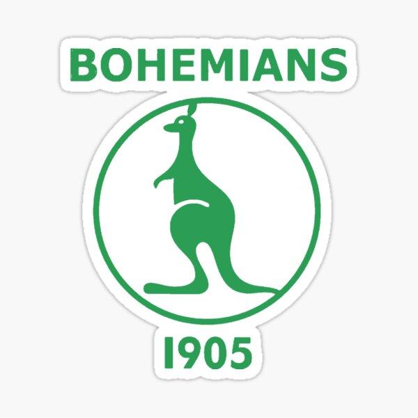 Bohemians 1905, from Prague Sticker