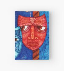The sadness, the mistrust and the fatigue    Hardcover Journal