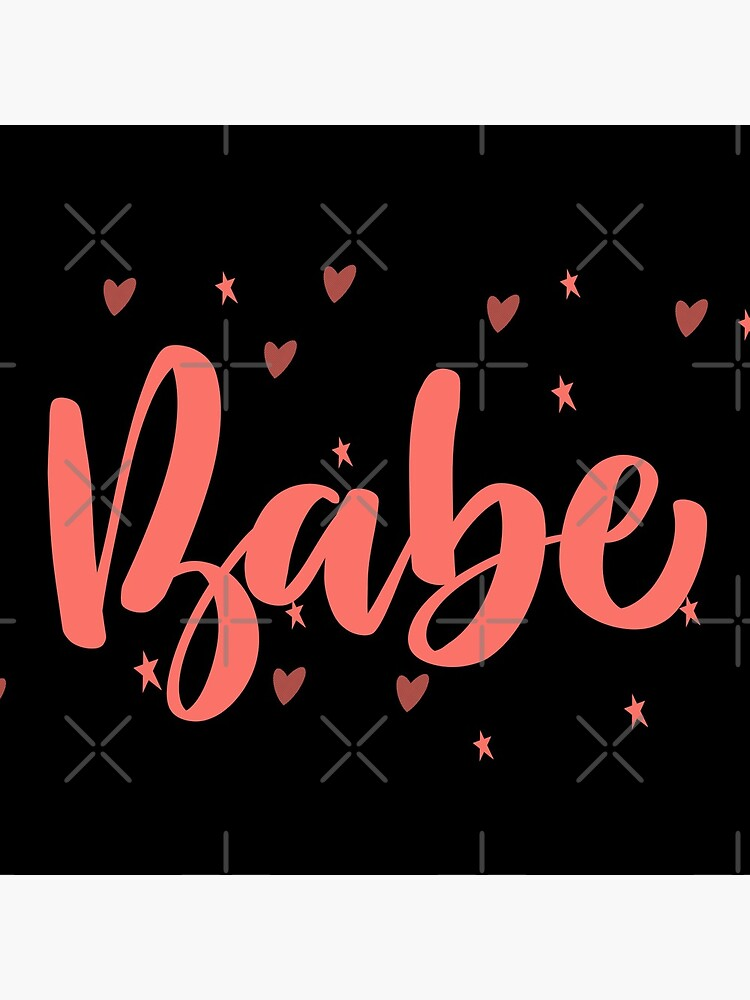 Babe by theinnerproduct