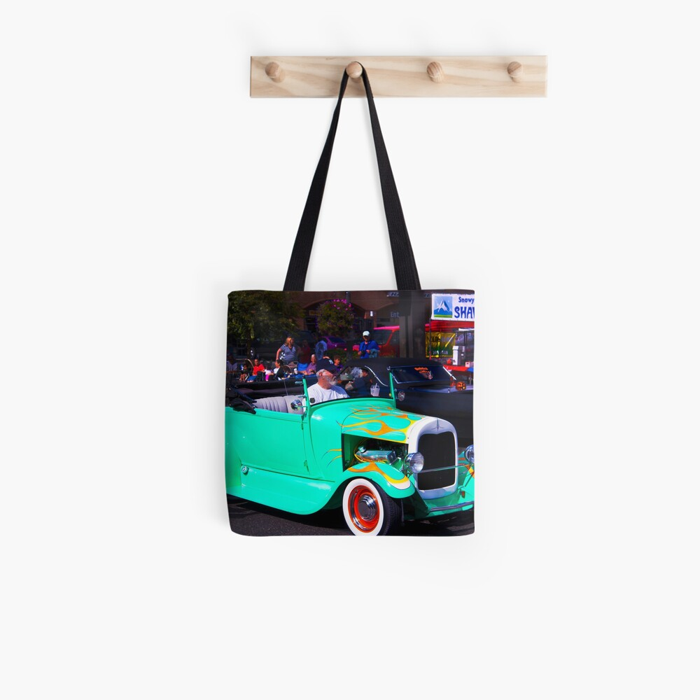 Bright and Beautiful Tote Bag