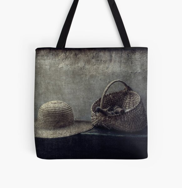 Her Things All Over Print Tote Bag