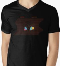 Galactic Melt - Melting Edition Men's V-Neck T-Shirt