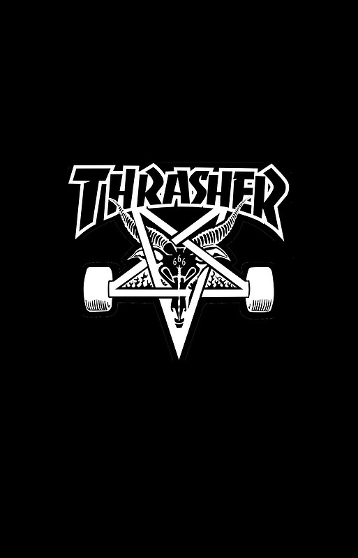 Thrasher IPhone Cases Skins For 7 Plus SE 6S