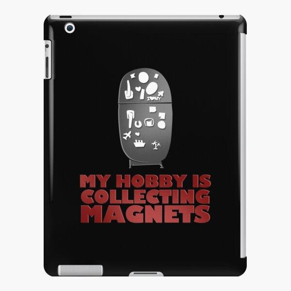 Collecting Magnets Refrigerator Fridge Magnets design iPad Snap Case