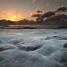 Turimetta Sunrise by Leigh Nelson