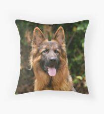 Kaiser Throw Pillow