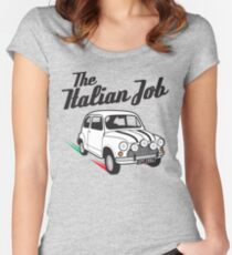 The Italian Job Women's Fitted Scoop T-Shirt