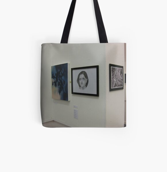 Exhibition August 2011 All Over Print Tote Bag