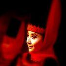 An Ugygur Dancer ( 2 ) by Brian Bo Mei