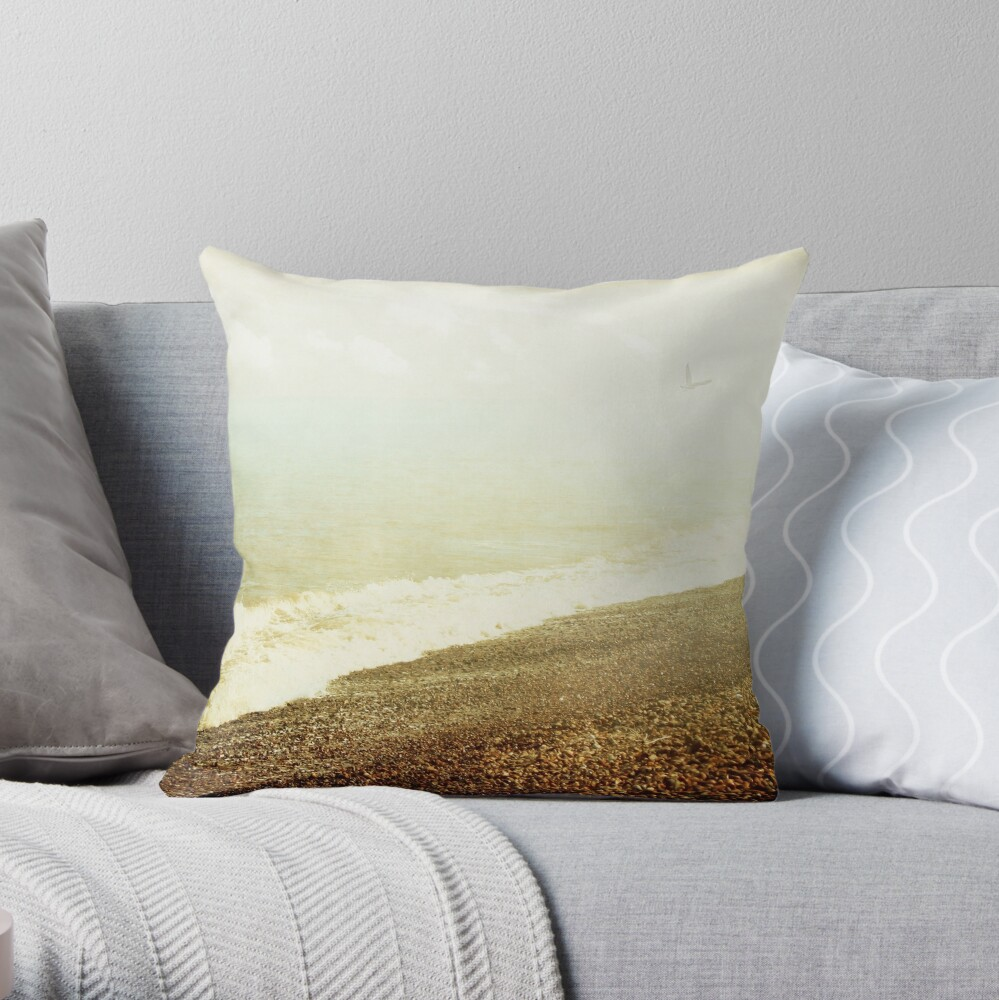 Love of the Sea IX Throw Pillow