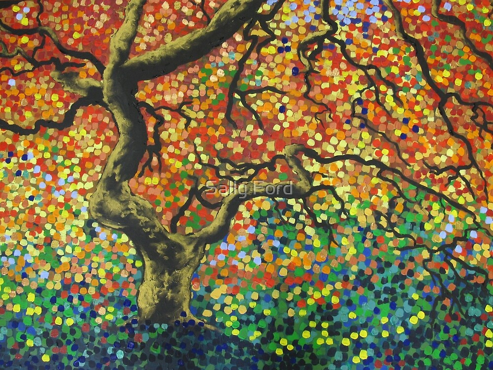 Autumn Song by Sally Ford