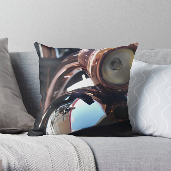 Chopper #4 Throw Pillow