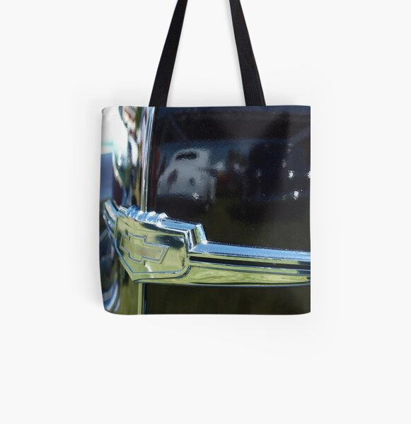 Chevy All Over Print Tote Bag