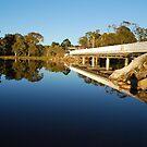 Lake Cathie Bridge by Graham Mewburn