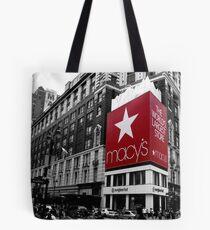 Macy's Department Store - New York City Tote Bag