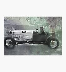 1921 Amilcar - Fully worked Photographic Print