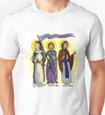 Saints Against Gender Roles T-Shirt