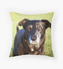 """""""In hope"""" Throw Pillow"""