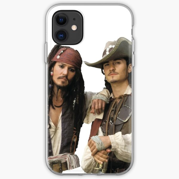 Jack & Will iPhone Soft Case