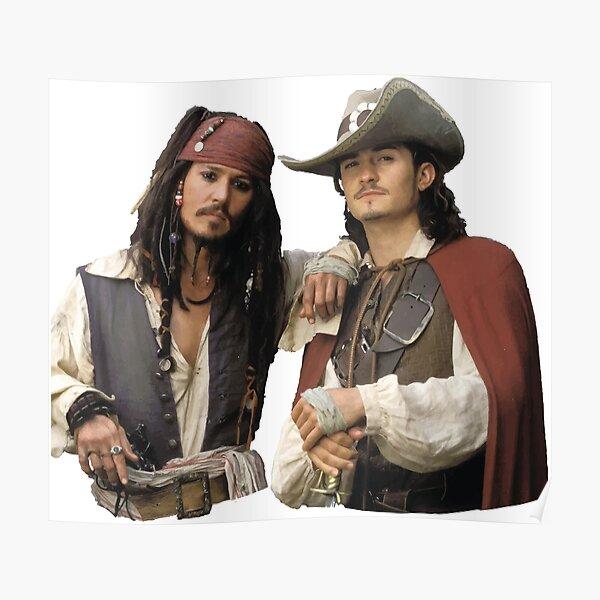 Jack et Will Poster